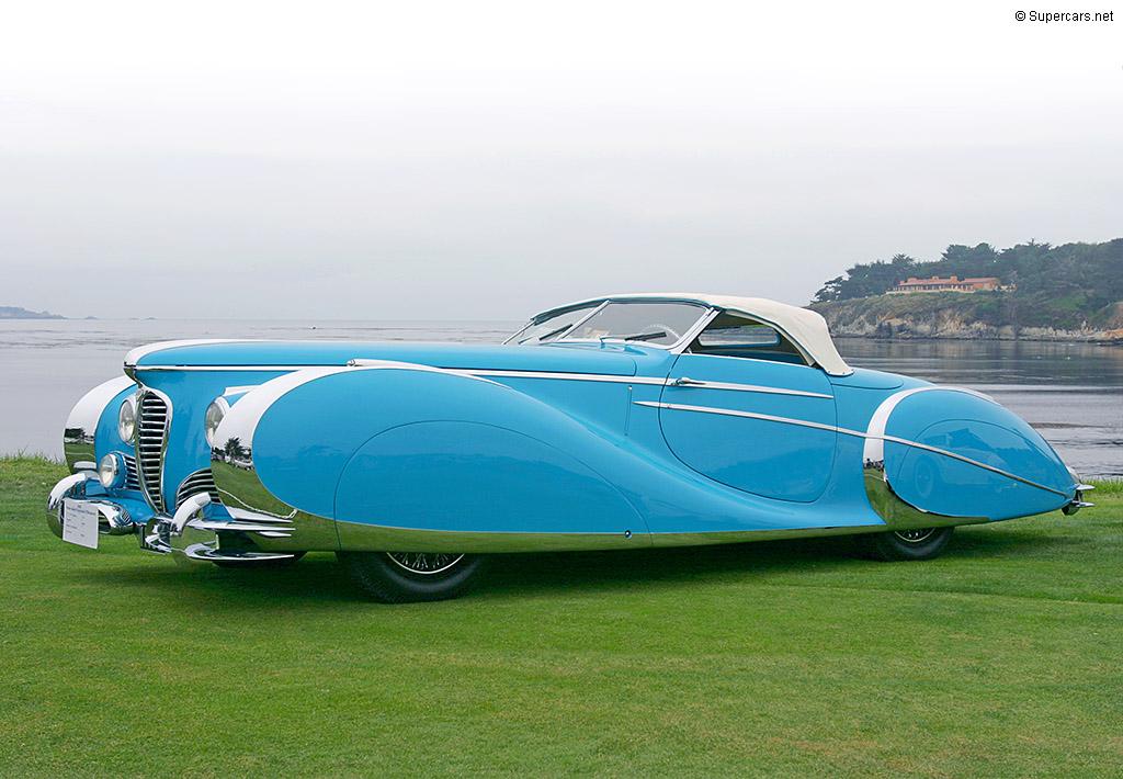 1949 Delahaye 175 Saou...