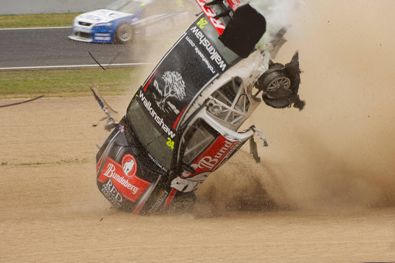 Race Car Crash: Car Crash: Race Car Crashes